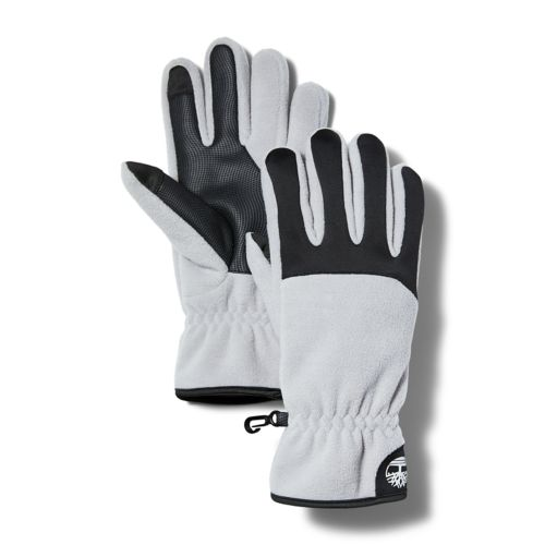 Men's Fleece Commuter Gloves with Touch Tips-
