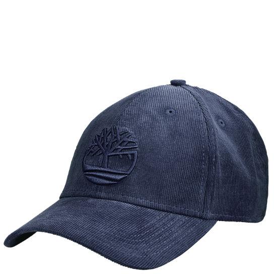 d8eb4849e38 Corduroy Tree Logo Baseball Cap