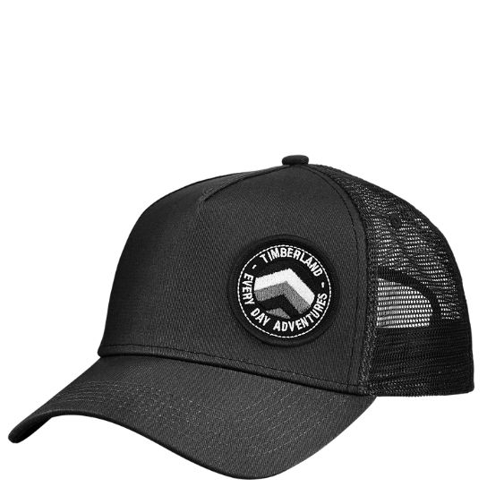 Timberland | Mesh Snapback Trucker Cap