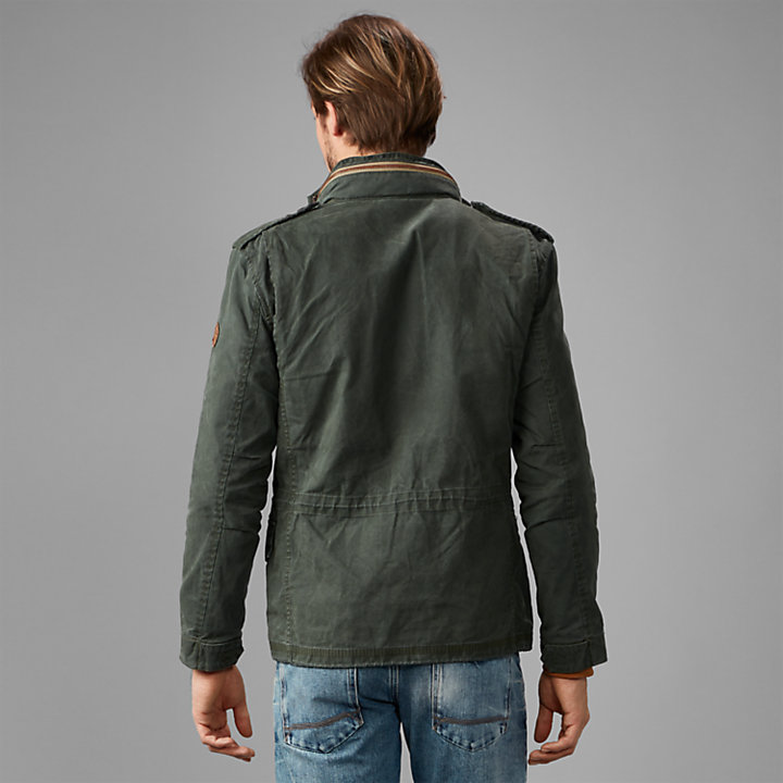 Men's Mount Davis M65 Waxed Jacket-