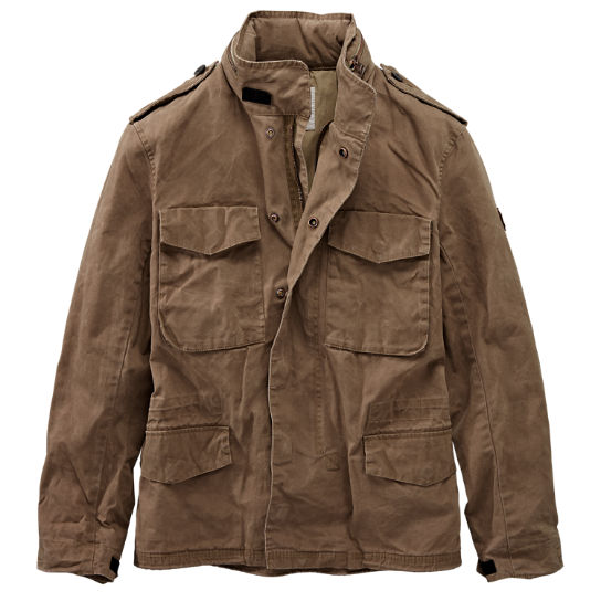 Men's Mount Davis M65 Waxed Jacket