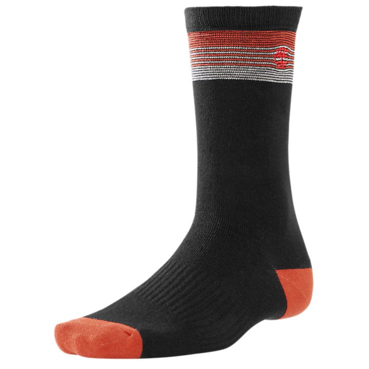 Men's Top-Stripe Crew Socks-