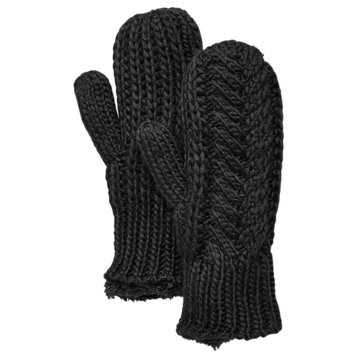 Women's Heavy Winter Mittens-
