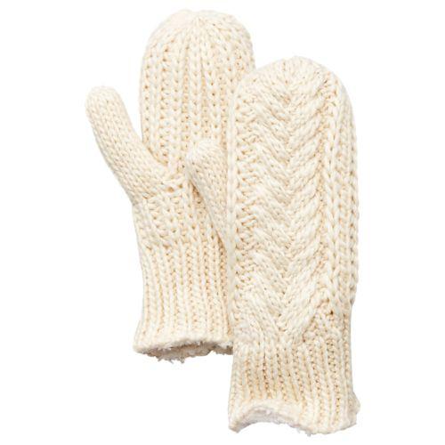 Women's Heavy Winter Mittens-