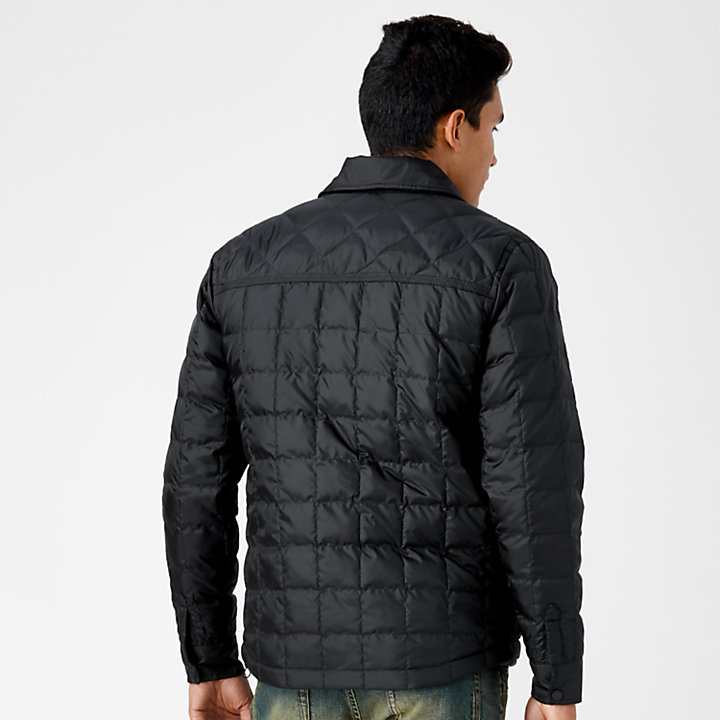 Men's Lovewell Mountain Quilted Shirt Jacket-
