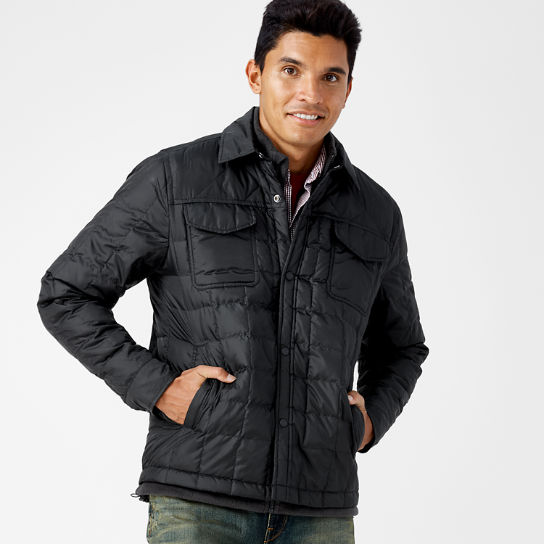 Men's Lovewell Mountain Quilted Shirt Jacket