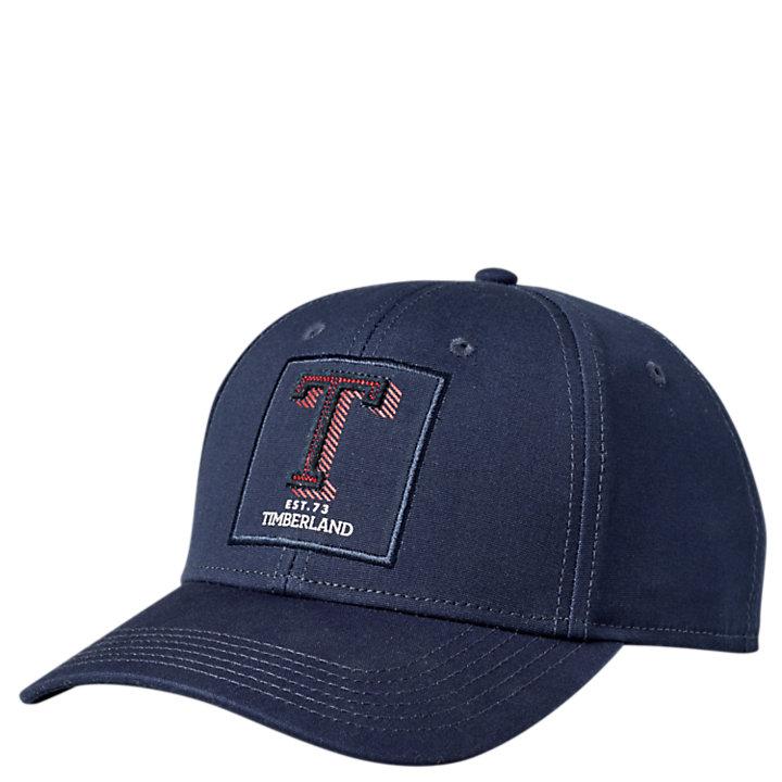 Patch Logo Baseball Cap-