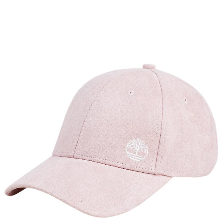 Microsuede Baseball Cap-