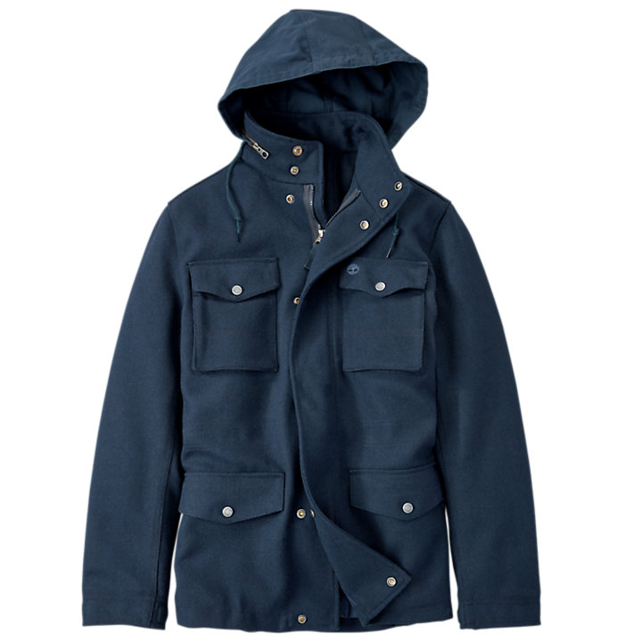 Men's Tenney Mountain M65 Wool Jacket-