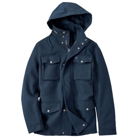 Men's Tenney Mountain M65 Wool Jacket