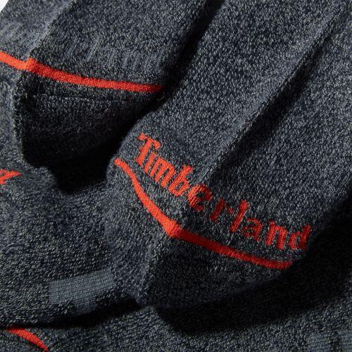 Men's 2-Pack Trail Half-Cushion Crew Socks-