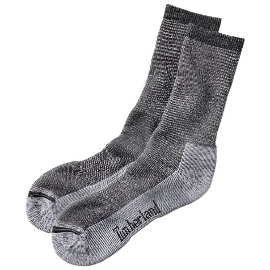 Men's Merino Wool Crew Socks