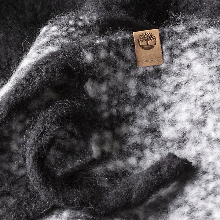 Color Block Blanket Scarf-