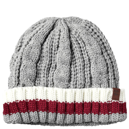 Essential Cable-Knit Winter Beanie