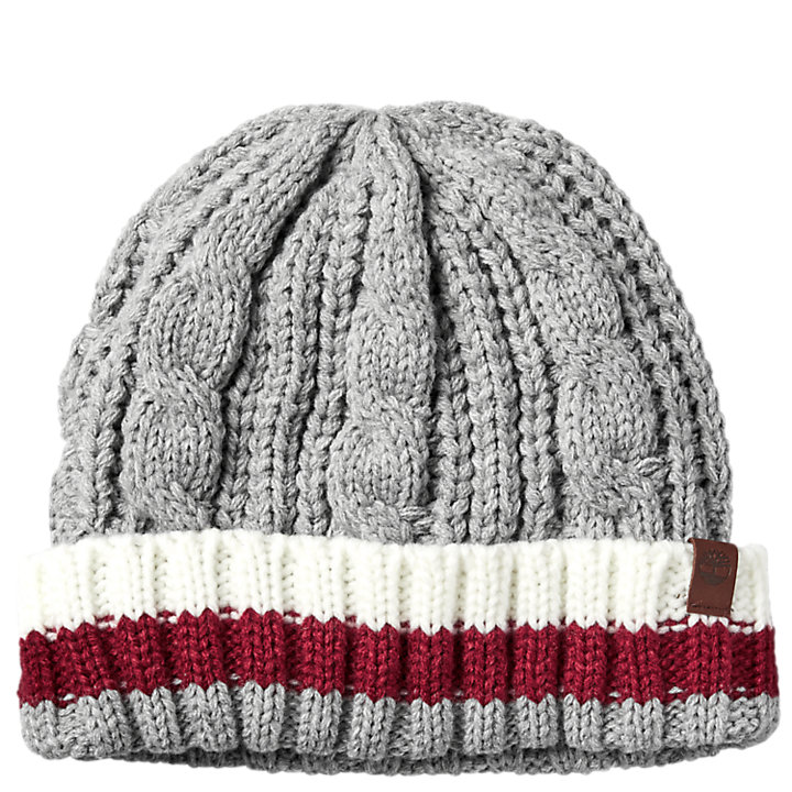 Essential Cable-Knit Winter Beanie-