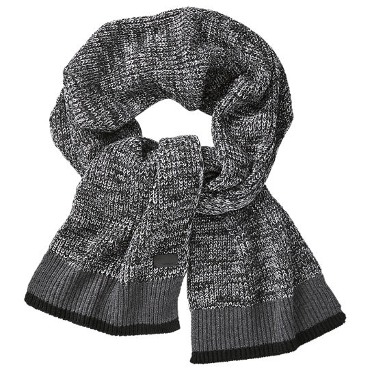 Marled Winter Scarf