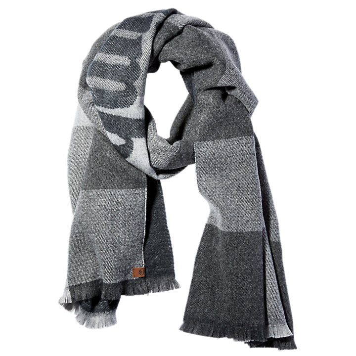 Buffalo Check Scarf-