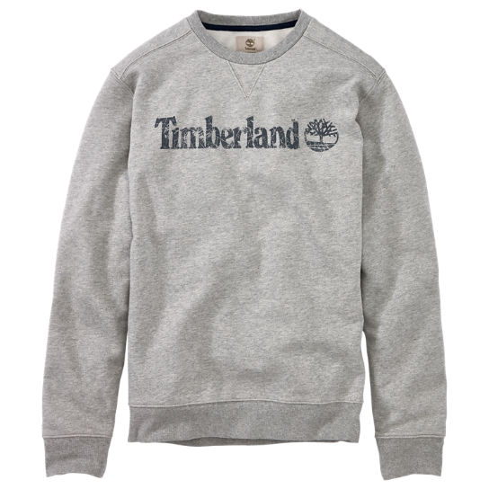 Men's Crew Neck Logo Sweatshirt