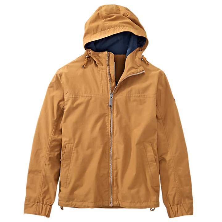 Men's Ragged Mountain Packable Waterproof Jacket-