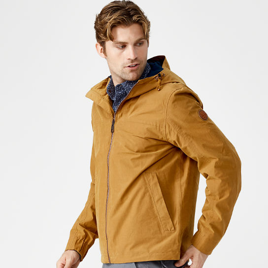 Men's Ragged Mountain Packable Waterproof Jacket