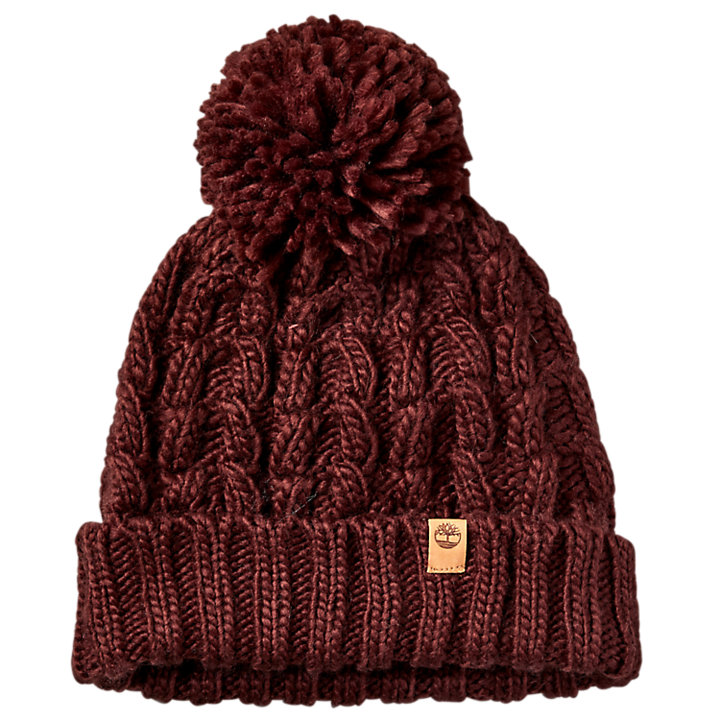Women's Shadow Lake Cable-Knit Beanie-