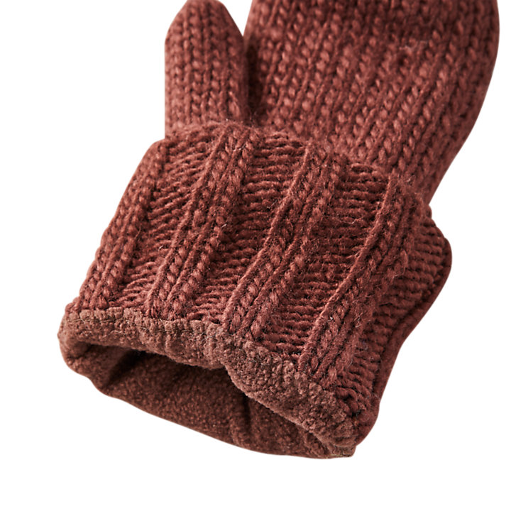 Women's Shadow Lake Cable-Knit Mittens-