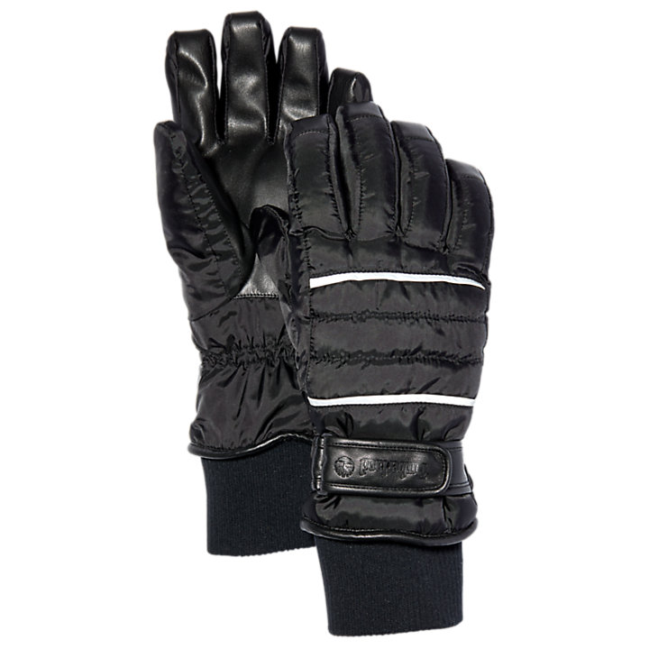 Men's Quilted Gloves-