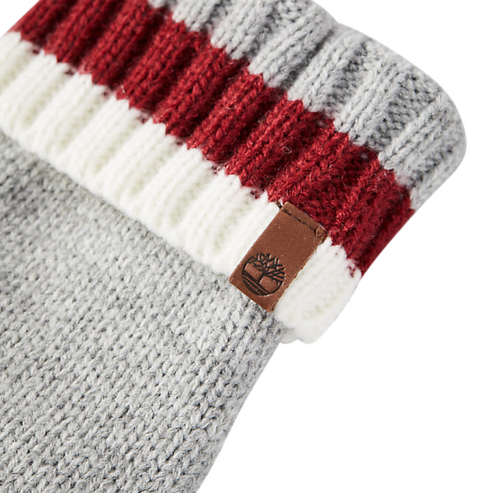 Men's Essential Cable-Knit Gloves-