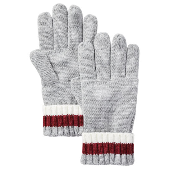 Men's Essential Cable-Knit Gloves