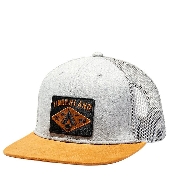 Wool Trucker Cap-
