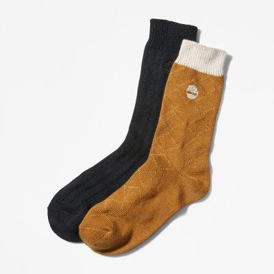 Men's 2-Pack Boot Socks