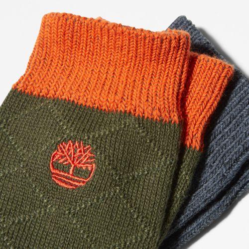 Men's 2-Pack Boot Socks-