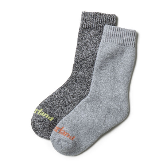 Women's 2-Pack Marled Ankle Socks