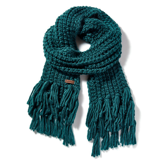 Women's Chunky Textured Scarf