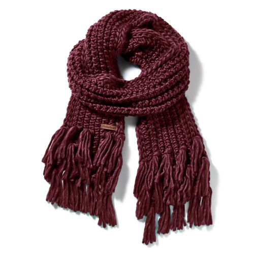 Women's Chunky Textured Scarf-
