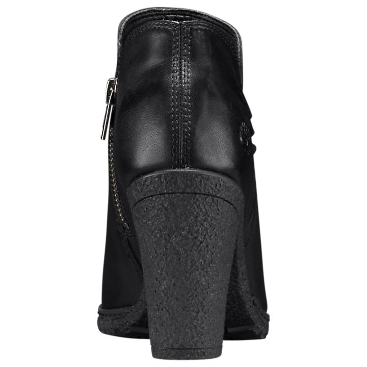 Women's Glancy Ruched Peep-Toe Boots-
