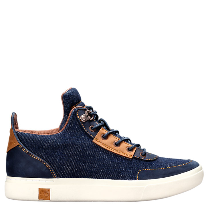 Women's Amherst Canvas Chukka Shoes-
