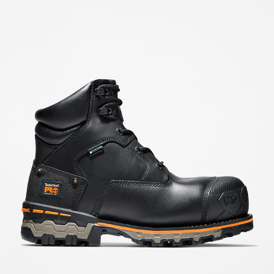 "Men's Timberland PRO® Boondock 6"" Comp Toe Work Boots"
