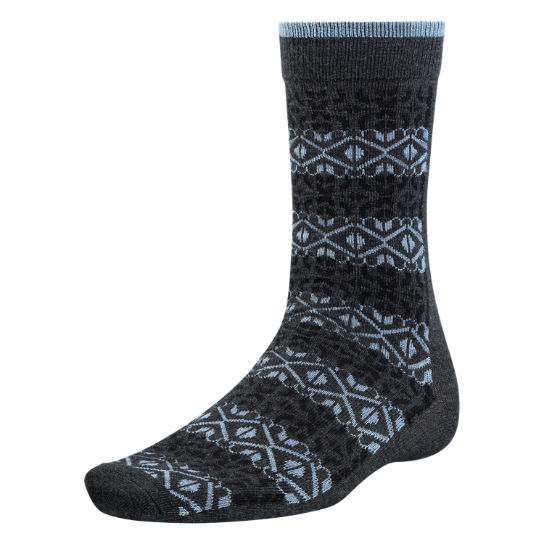 Men's Geometric Pattern Crew Socks