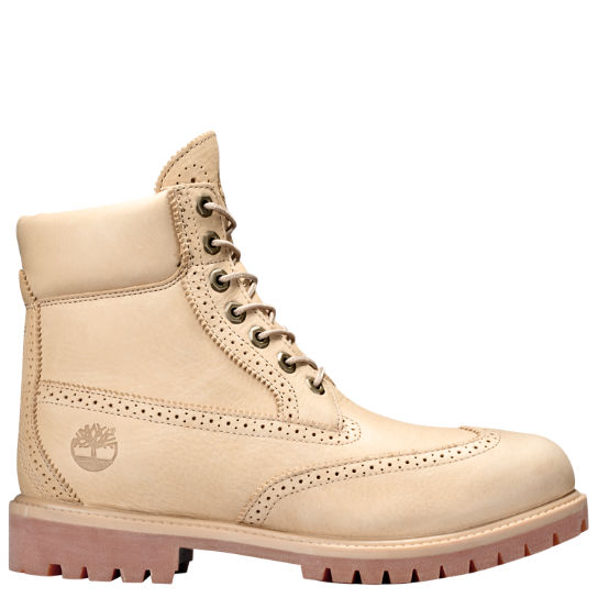 Men's Timberland® 6-Inch Waterproof Brogue Boots