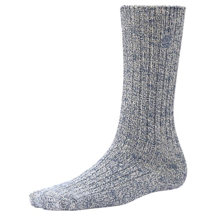 Women's Marled Crew Socks (2-Pack)-