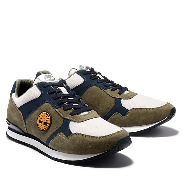 Men's Retro Runner Oxford Shoes-