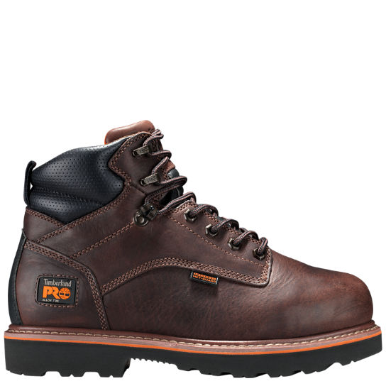 ... Met Guard Alloy Toe Work Boots.  [ES_PRODUCT_RECOMMENDATION_RIGHT_GUTTER]. Men's Timberland PRO® Ascender 6