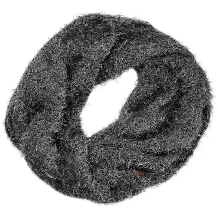 Women's Eyelash Loop Infinity Scarf-
