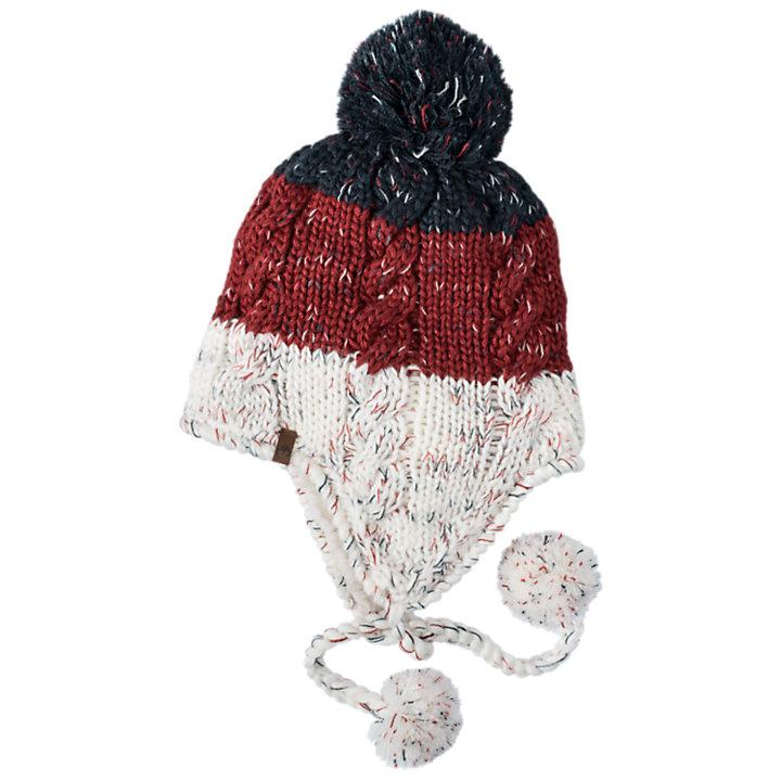 Women's Fleece-Lined Peruvian Hat-