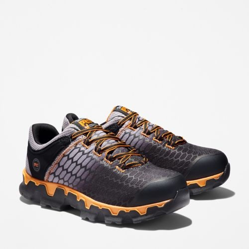 Men's Timberland PRO® Powertrain Sport Alloy Toe SD+ Work Shoes-