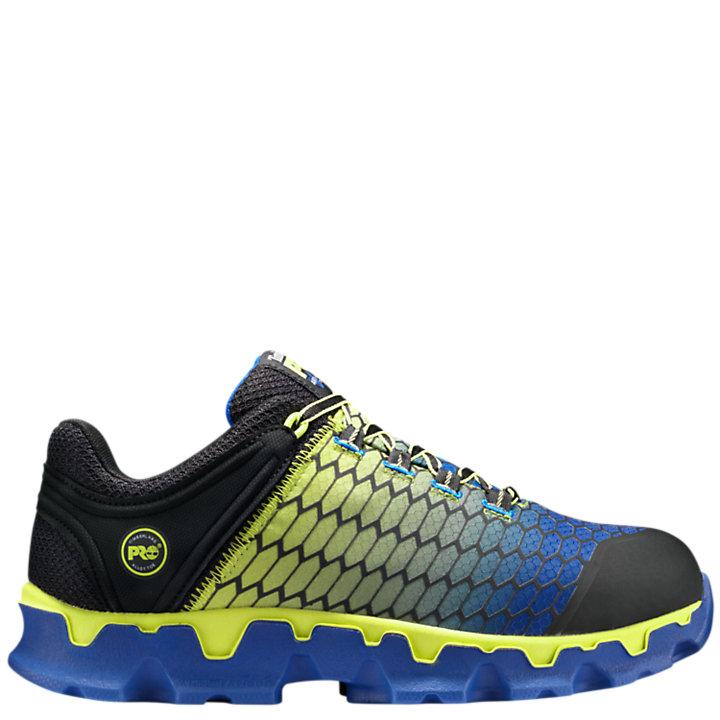 Men's Timberland PRO® Powertrain Sport Alloy Toe SD+ Work Shoes-