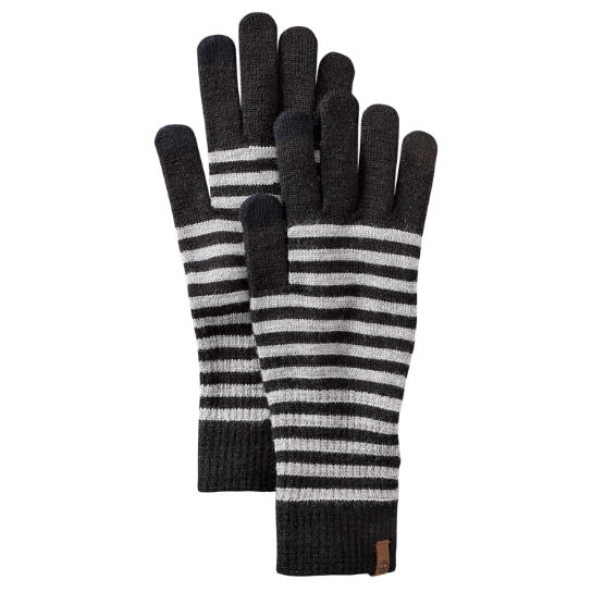 Women's Long Knit Touchscreen Gloves