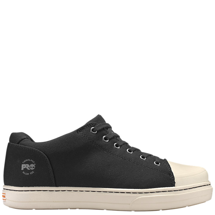 Men's Timberland PRO® Disruptor Alloy Toe Canvas Work Shoes-