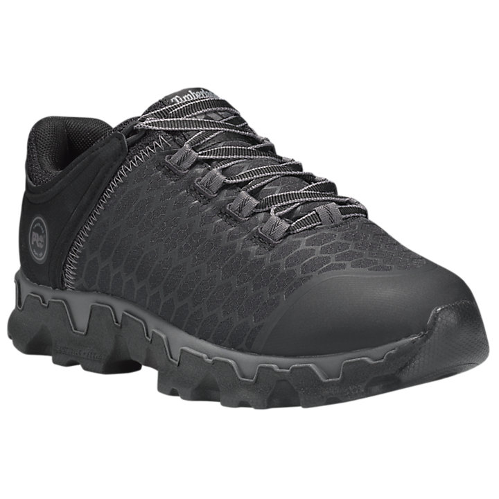 Women's Timberland PRO® Powertrain Sport Soft Toe SD+ Work Shoes-